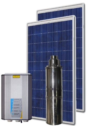 YHP37K(50HP) AC Solar PV Pump(6_and 8_pump)