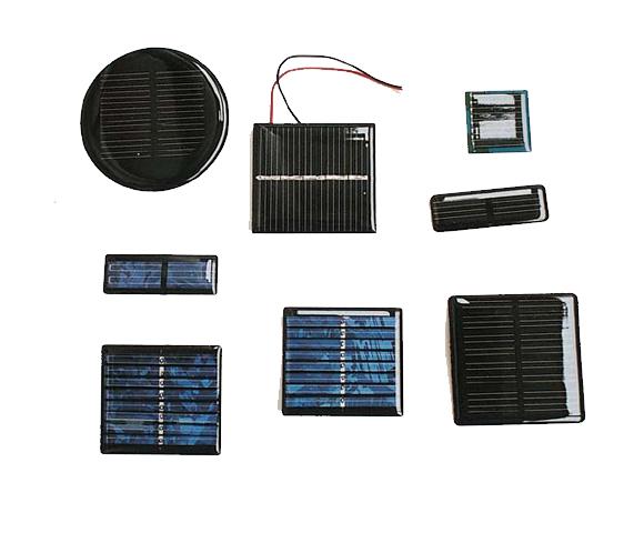 Mini Solar Panels Pet Encapsulated Mini Solar Modules